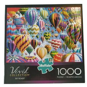 Vivid Collection Buffalo Jigsaw Puzzle 1000 Piece